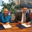 Signature d'un Mémorandum d'entente avec la WMU