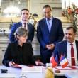 Signature d'une convention entre l'ISEM et l'Ecole ENSM
