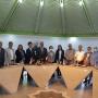 Visite de la délégation de la JICA à l'ISEM